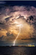 Summer Storm Preparation - Blog & Announcements - Kennedy Nemier Insurance Agency - Thunderstorm