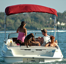 Auto & Recreational Insurance Farmington MI - Personal Umbrella Policies Michigan - boat(1)